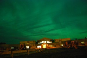 elementary school northern lights